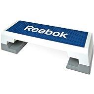 Fitnessbank Reebok Aerobic Step, blau-grau - Sportbänke