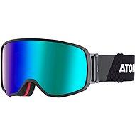 Atomic Revent L RS FDL HD Black/White - Skibrille