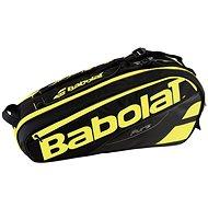 Babolat Pure-Racket Holder X6 bk/fluo yell. - Sporttasche