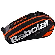 Babolat Pure-Racket Holder X6bk/fluo red - Sporttasche