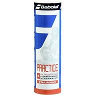 Babolat Practice white - Federball