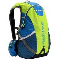 One Way Hydro Back Bag 20 l gelb-schwarz - Sportrucksack