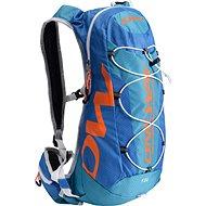 One Way Hydro Back Bag 15L Blue-Orange - Sportrucksack