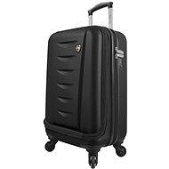 Mia Toro M1014/3-S - černá - Reise-Koffer mit TSA-Schloss