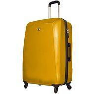 Mia Toro M1015/3-S - žlutá - Reise-Koffer mit TSA-Schloss