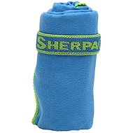Sherpa Dry Towel blue S - Handtuch