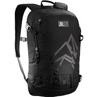 Salomon Side 18 Black - Skirucksack