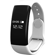 CUBE1 Smart band H30 White - Fitness-Armband