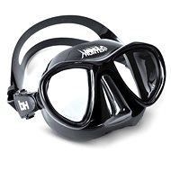 Best Divers Kite Mask Profi Black - Tauchmaske