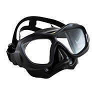 Poseidon 3D Black - Tauchmaske