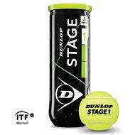 Dunlop Stage 1 - Tennisball