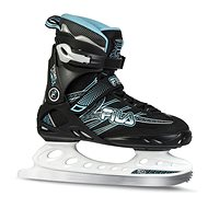 Fila Primo Ice Lady Black/Lightblue - Schlittschuhe