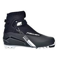 Fischer XC Comfort Pro Black Silver - Herren-Langlaufschuhe