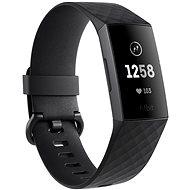 Fitbit Charge 3 Schwarz / Graphit Aluminium - Fitness-Armband