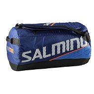 Sporttasche Salming Pro Tour Duffel Blau/Orange - Rucksack