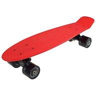 """Sulov Retro Venice červeno-černý vel. 22"""" - Kunststoff-Skateboard"""