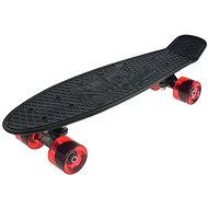 """Sulov Retro Venice černo-červený vel. 22"""" - Kunststoff-Skateboard"""