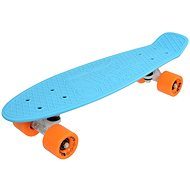 "Sulov Via Dolce modro-oranžový vel. 22"" - Kunststoff-Skateboard"