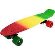 "Sulov 3C Jamaica vel. 22"" - Kunststoff-Skateboard"