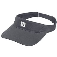 Wilson Rush Knit Visor UltraLIGHT Dk Grey - Kappe