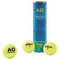 Wilson AUSTRALIAN Open 4 ks - Tennisball