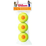 Wilson STARTER ORANGE TBALL 3 PACK - Tennisball