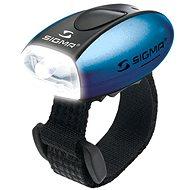 Sigma Micro modrá / přední světlo LED-bílá - Fahrradlicht