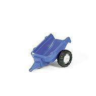 Vlečka za traktor 1osá - modrá - Trettraktor