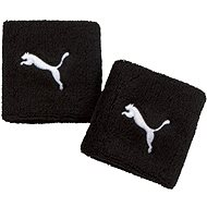 Puma TR Wristbands White-Puma Black - Sportaccessoires