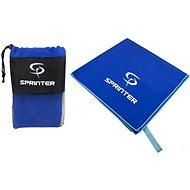 Sprinter - ručník z mikrovlákna 70 × 140 cm - modrý - Handtuch