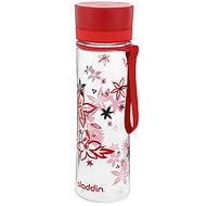 Aladdin Aveo Aveo 600ml rot mit Aufdruck - Trinkflasche