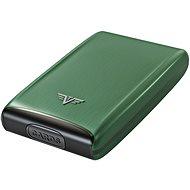 Tru Virtu Credit Card Case Razor - Green Hunt - Brieftasche