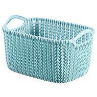 Curver Knit Aufbewahrungskorb 3L blau - Bank
