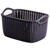Curver Knit Aufbewahrungskorb 3L lila - Aufbewahrungsbox