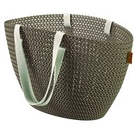 Curver Knit Emily Braune Tasche - Einkaufstasche