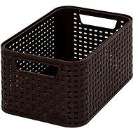 Curver Style Box S dunkel-braun - Aufbewahrungsbox