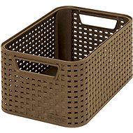Curver Style Box S hellbraun - Aufbewahrungsbox