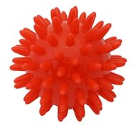 Kine-MAX Pro-Hedgehog Massage Ball - červený - Massage-Ball