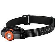 Ledlenser MH3 2020 schwarz-orange - Stirnlampe