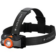Ledlenser MH7 2020 schwarz-orange - Stirnlampe
