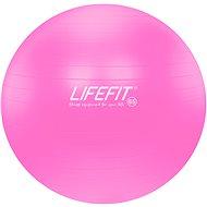 LifeFit Anti-Burst 65 cm, růžový - Gymnastikball