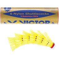 Victor Nylon 2000 žlutý-červený - Federball