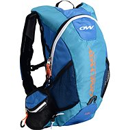 One Way Run Hydro Back 12L Blue-Orange - Sportrucksack