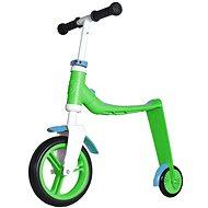 Scoot and Ride Highwaybaby zeleno-modrá - 2in1