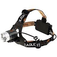 Professionelle wiederaufladbare Stirnlampe, 5W-Cree, 400 Lumen - Stirnlampe
