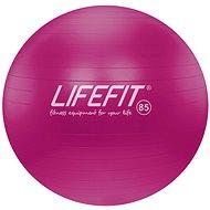 Lifefit anti-burst 85 cm, bordó - Gymnastikball