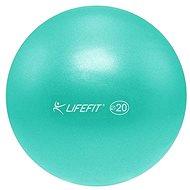 Lifefit overball 20cm, tyrkysový - Gymnastikball