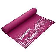 Lifefit slimfit gymnastická, 173x61x0,4cm, bordó - Unterlage