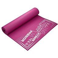 Lifefit slimfit plus, gymnastická 173x61x0,6cm, bordó - Unterlage