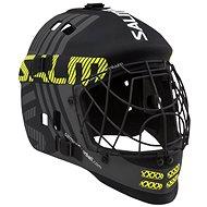 Salming Core Helmet Junior Černá - Unihockey-Maske